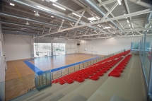 SPORTS BUILDING - 2011